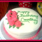 Silent Sunday – 22nd Birthday Cake
