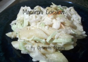 Macaroni Coleslaw