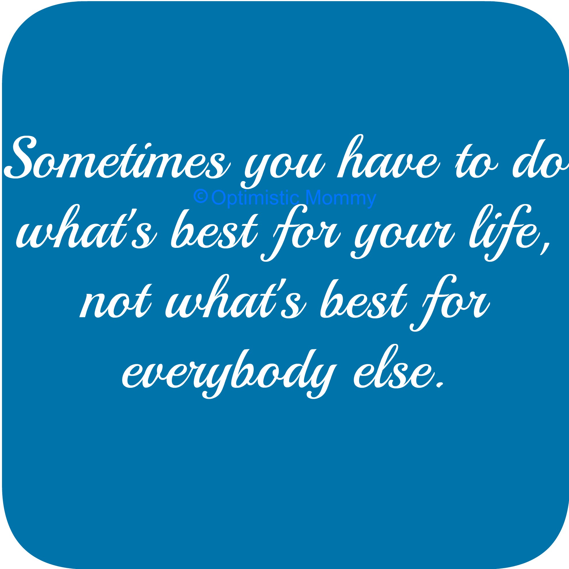Best Quote Of The Day Quote Of The Day  December 11 2012  Optimistic Mommy