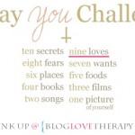 10 Day You Challenge – Nine Loves