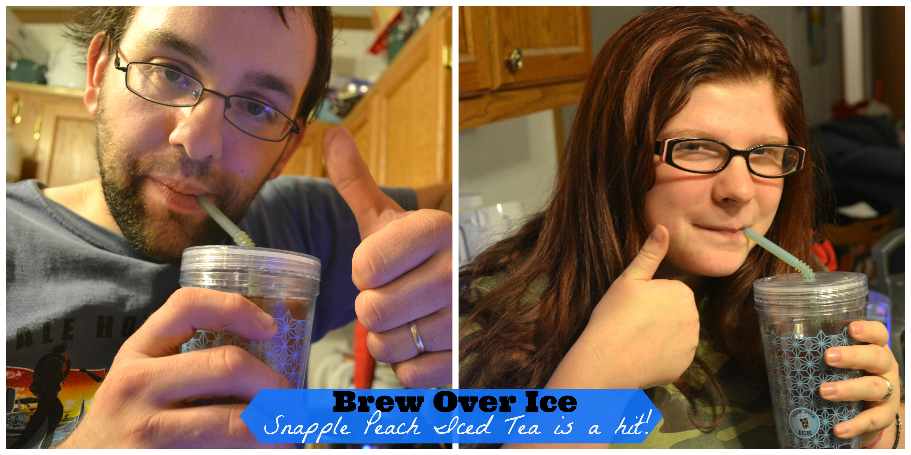 Brew Over Ice Review & Giveaway! (Ends 9/4) | Optimistic Mommy