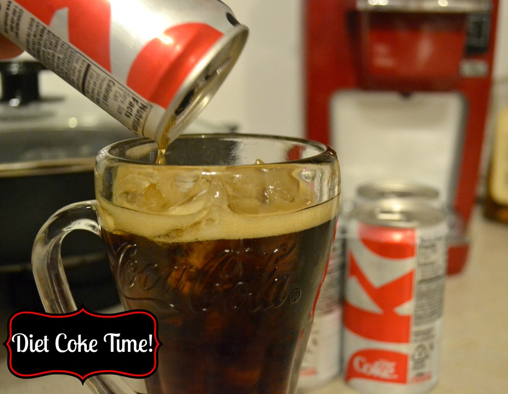 My Favorite Way To Enjoy Diet Coke! #DietCokeTime #Spon | Optimistic Mommy