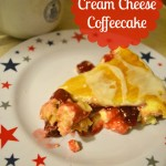 Family Moments with Nestle Coffeemate (& A Cherry Cream Cheese Coffeecake Recipe!) #LoveYourCup #Shop