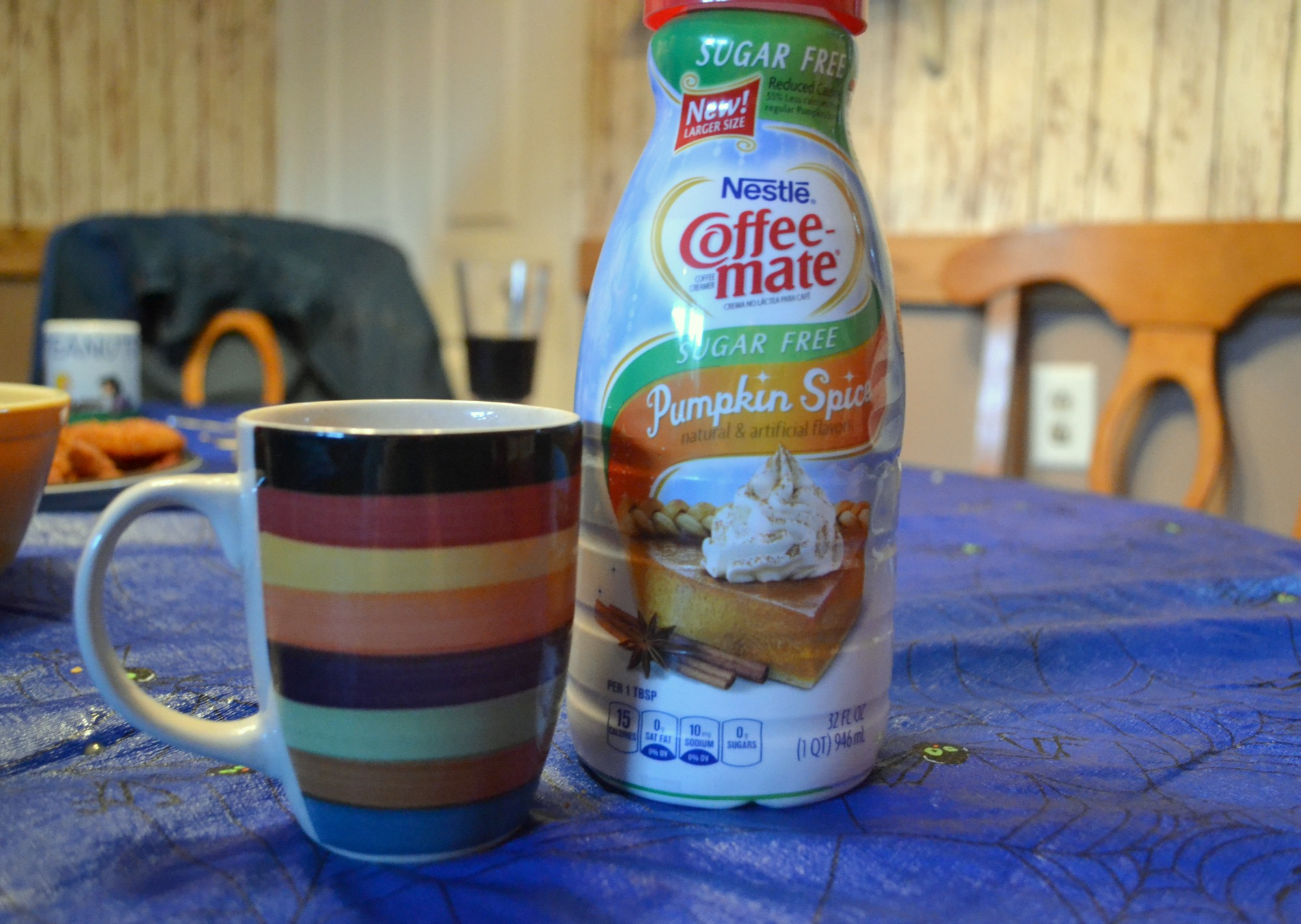 Family Moments with Nestle Coffeemate (& A Cherry Cream Cheese Coffeecake Recipe!) #LoveYourCup #Shop | Optimistic Mommy
