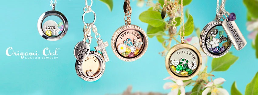 Aninimal Book: Origami Owl Necklace in Honor of My Mom (Plus a Giveaway ...