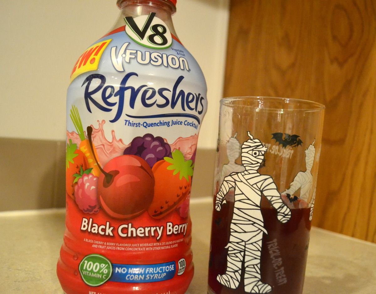V8 V-Fusion® Refreshers Review | Optimistic Mommy