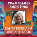 Twin Flames by Kanta Bosniak Book Tour