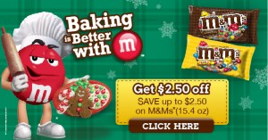 Mars Baking Coupon