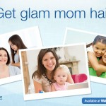 Dove Helps You Get Glam Mom Hair!