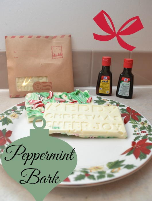 Peppermint Bark Recipe #McCormickBaking | Optimistic Mommy
