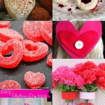 25 Valentine's Day Crafts & Recipes | Optimistic Mommy