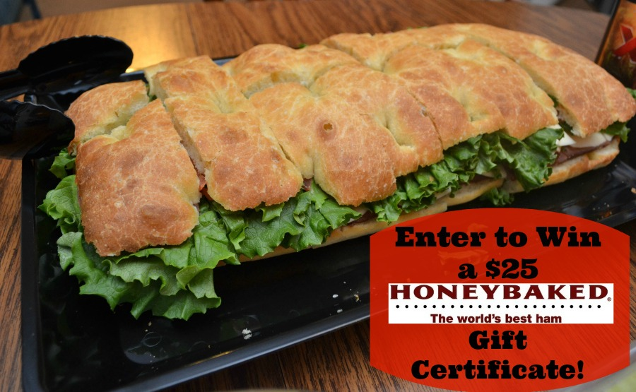 HoneyBaked Ham Gift Certificate Giveaway | Optimistic Mommy