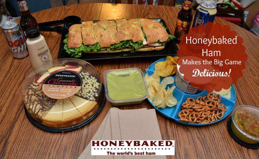 Honeybaked Ham Makes the Big Game Delicious | Optimistic Mommy