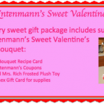 Entenmann's Valentine's Bouquet Prize Pack (Ends 2/16 at 11:59pm EST)   Optimistic Mommy