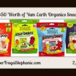Yum Earth Organics Snacks & Candy Giveaway! (Ends 2/17 at 11:59pm EST)