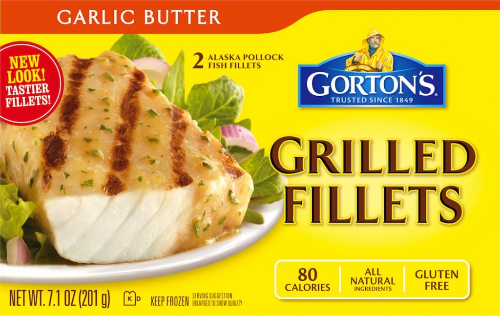 Grilled Fish Salad Using Gorton's Grilled Fillets! | Optimistic Mommy