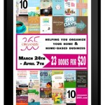 All Organized eBook Bundle!  (Ends April 7th)