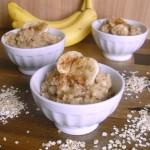 Banana Brown Sugar Oatmeal Recipe | Optimistic Mommy