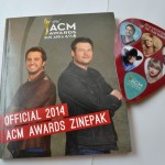 Official 2014 ACM Awards ZinePak Review & Giveaway!