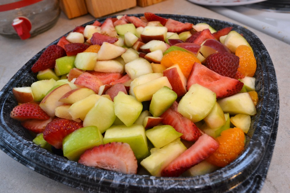 Chick-fil-A Fruit Tray   Optimistic Mommy