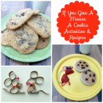 If You Give a Mouse a Cookie Activities & Giveaway (Ends 7/7)