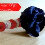 Easy Hair Clip Accessory | Optimistic Mommy