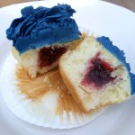 4th of July Printables and Raspberry Filled Cupcake Recipe | Optimistic Mommy