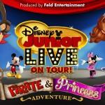 Disney Junior Live On Tour! Pirate & Princess Adventure Coming To Cincinnati, OH! | Optimistic Mommy