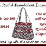 Rachel Roundabout Diaper Bag Giveaway (Ends 7/29) | Optimistic Mommy