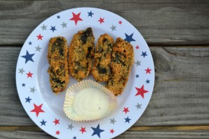 Fried Portobello Mushroom Recipe | Optimistic Mommy