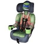 Teenage Mutant Ninja Turtles Car Seat Giveaway (Ends 9/21)