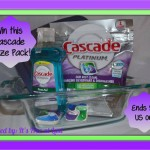 Cascade Prize Pack Giveaway (Ends 9/5) #CascadeShiningsReviews