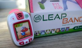 My Interview With Mia Hamm & LeapFrog LeapBand Giveaway! | Optimistic Mommy