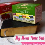 My Mom Time Out Featuring Bigelow Tea #AmericasTea #Shop