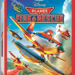 Planes: Fire and Rescue Flying Home 11/4/2014! | Optimistic Mommy