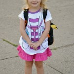 Riley's First Day of School