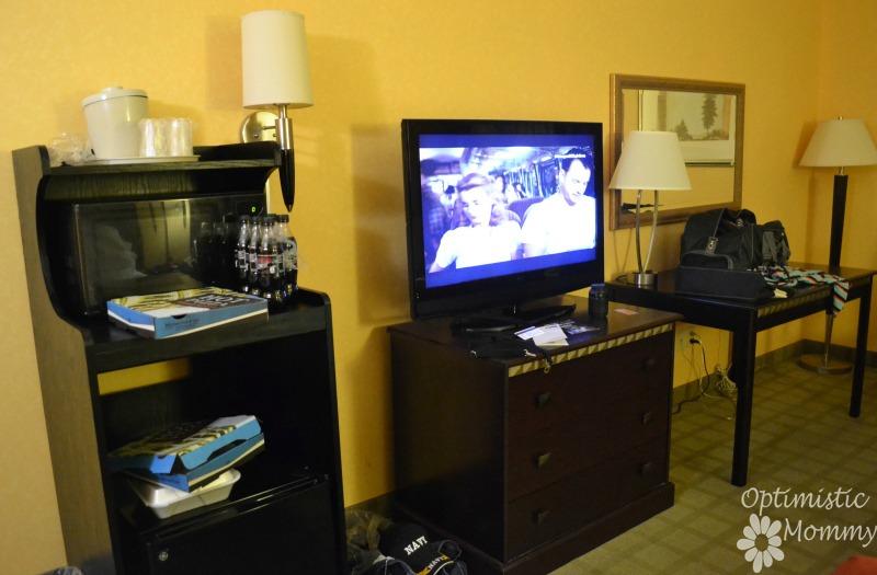 Corydon, Indiana - Holiday Inn Express #OMTravels | Optimistic Mommy