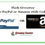 $50 PayPal or Amazon Giveaway (Ends 10/26) | Optimistic Mommy