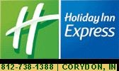 Holiday Inn Express in Corydon, Indiana #OMTravels | Optimistic Mommy