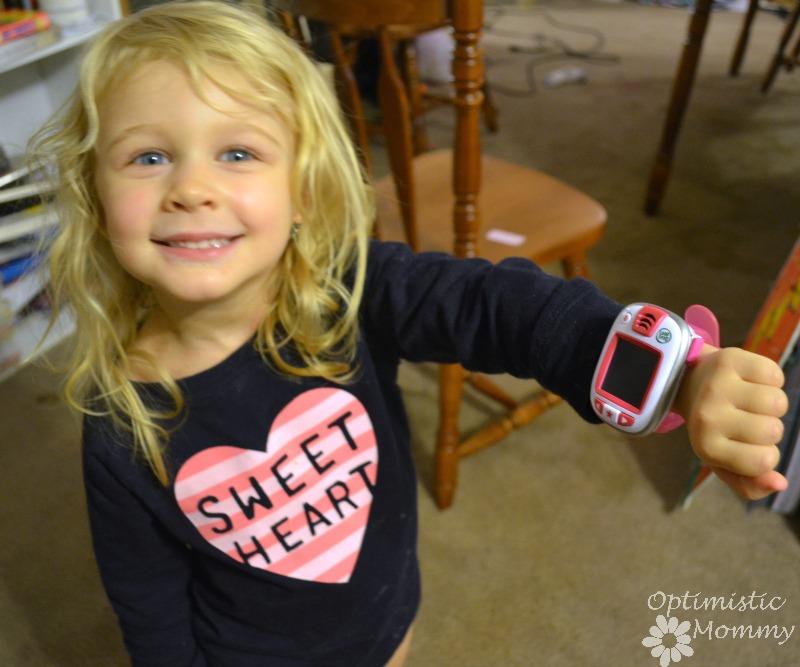 LeapFrog LeapBand Review | Optimistic Mommy