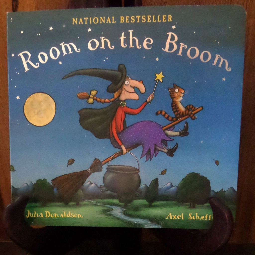Room on the Broom Book Activities | Optimistic Mommy