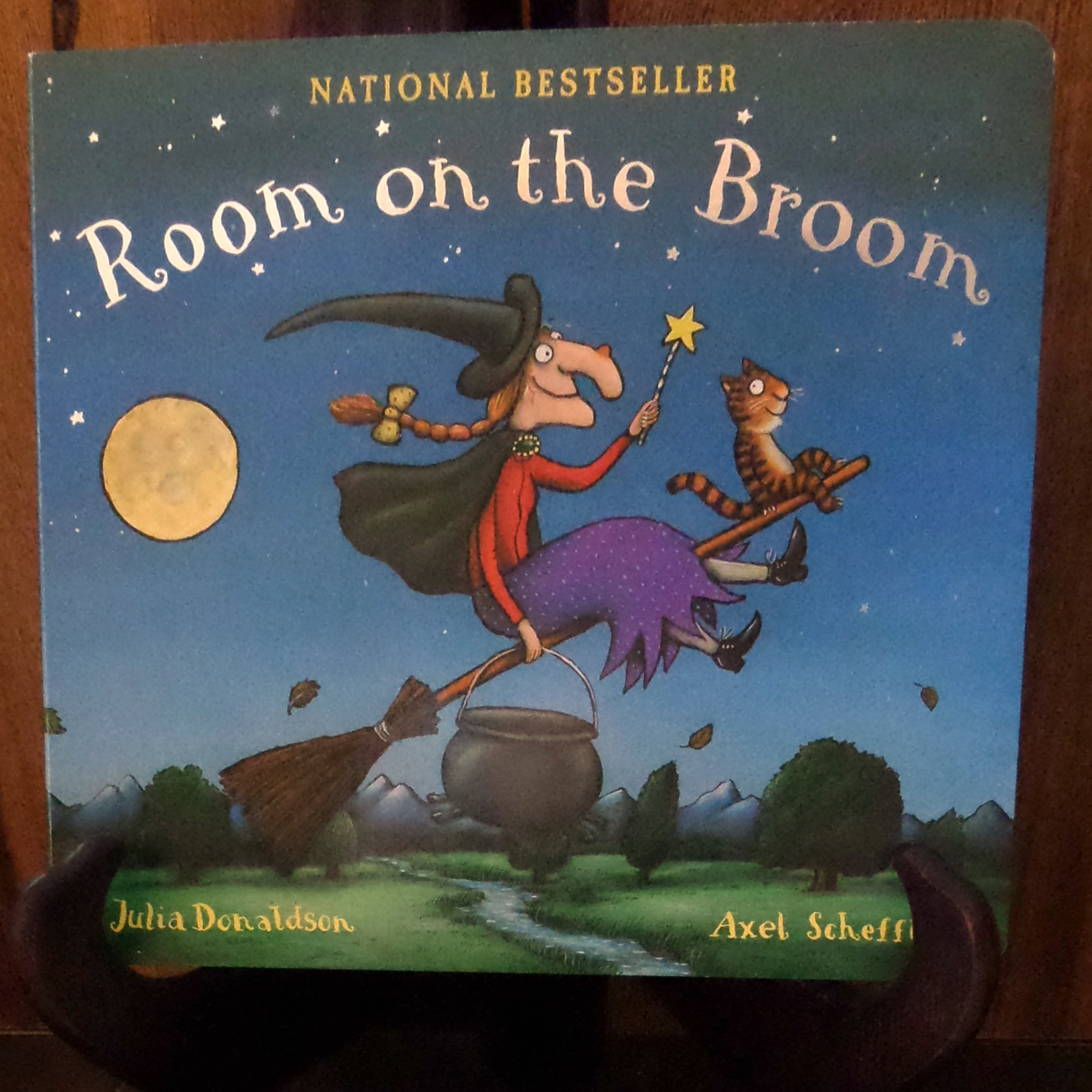 Room on the Broom Book Activities (+Giveaway) - Optimistic Mommy