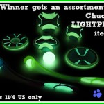 Chuckit! LIGHTPLAY Max Glow Dog Toys Giveaway (Ends 11/4) | Optimistic Mommy