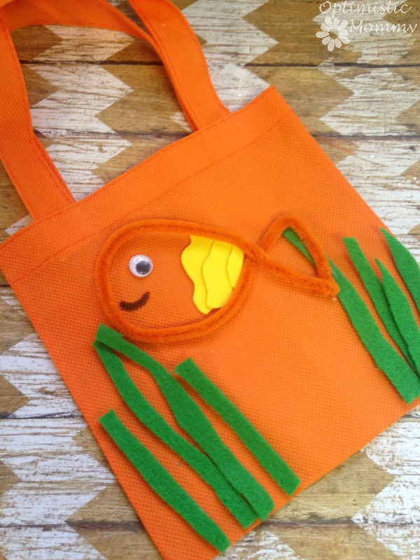 Bright Stanley Book Activity: Tote Bag | Optimistic Mommy