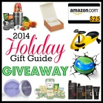 2014 Holiday Gift Guide Giveaway (Ends 11/30)