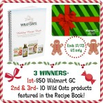 Wild Oats Products #Giveaway (Ends 12/23) #WildOatsHolidayRecipes