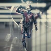 Marvel's ANT-MAN Teaser Trailer & Poster #AntMan