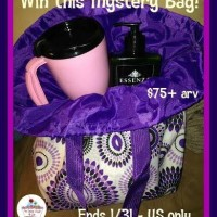 Mystery Bag #Giveaway (Ends 1/31) | Optimistic Mommy