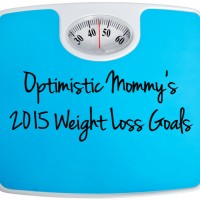2015 Weight Loss Goals