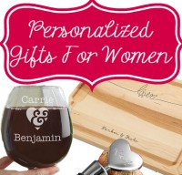 Wine Lover + More Personalized Gifts For Women